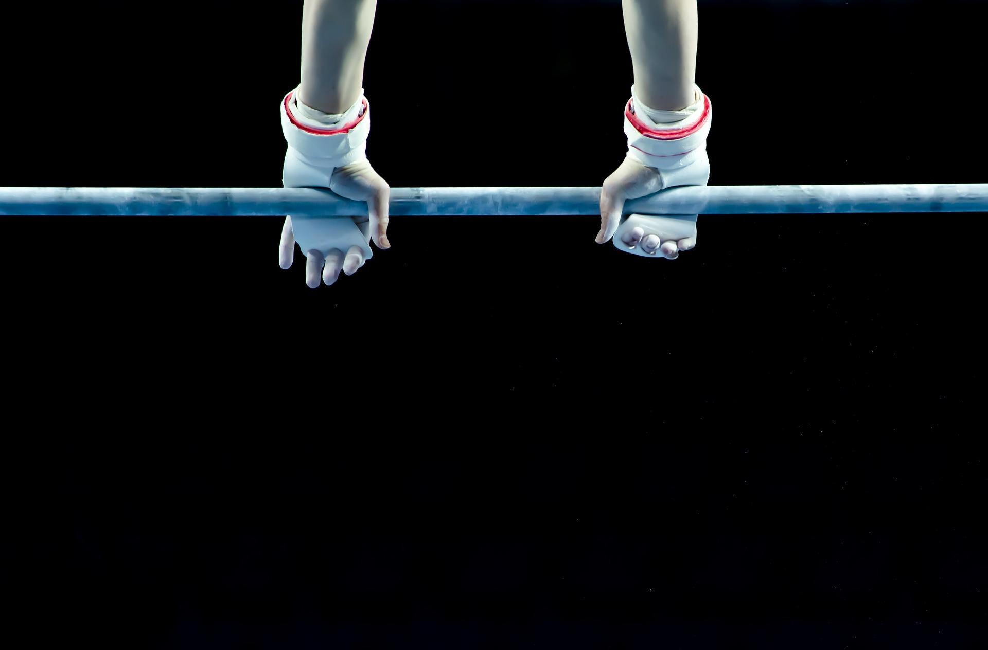 Elite Gymnast, Who Is Homeschooled, On Bars